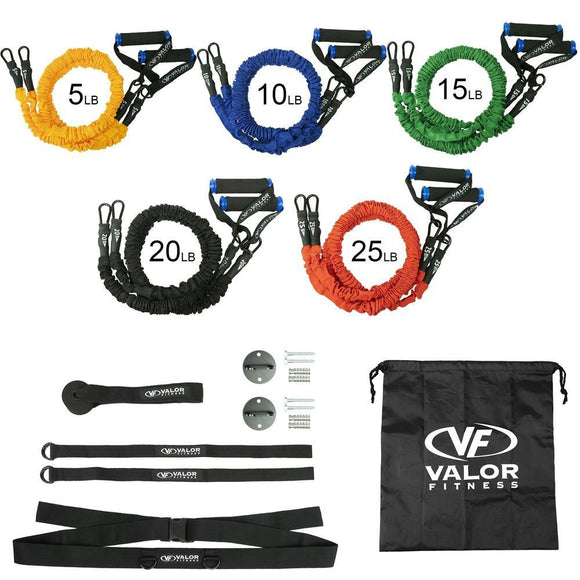 Valor Fitness RT | RT Band Collection (Multiple Weights, Bundles) - Valor Fitness