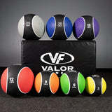 Valor Fitness RXM | Medicine Balls (Multiple Weight Options) - Valor Fitness