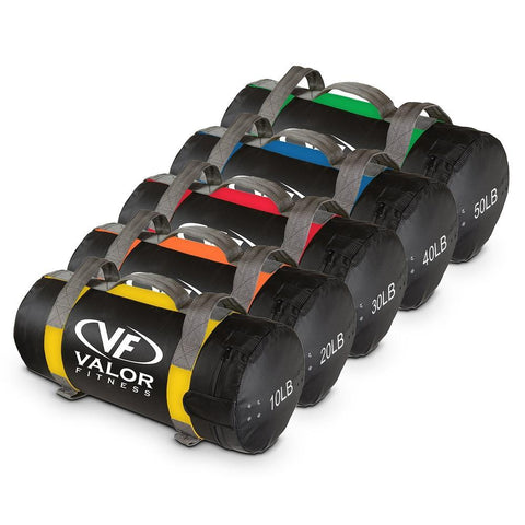 Valor Fitness SDB | Pre-Filled Sandbag (Multiple Weights) - Valor Fitness