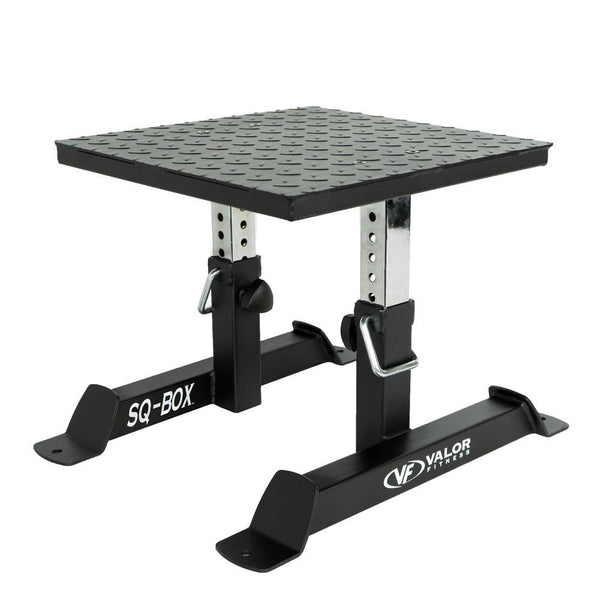 Valor Fitness SQ-BOX | Adjustable Squat Box - Valor Fitness