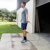 Valor Fitness SR-2A | Adjustable Speed Rope (2.5mm Cable) - Valor Fitness