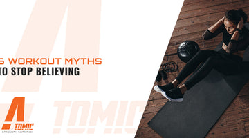6 Workout Myths To Stop Believing