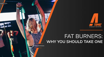 Why You Should Take A Fat Burner