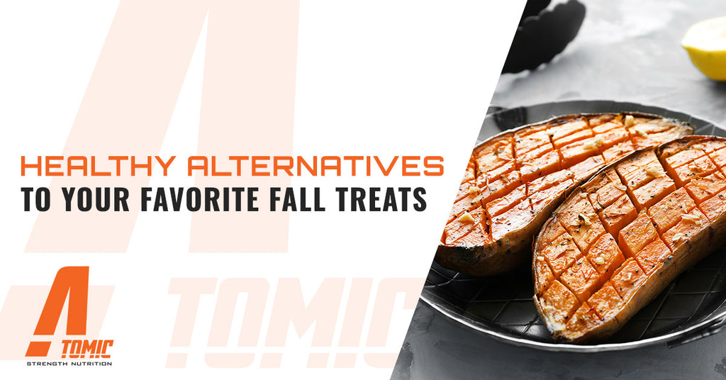 Healthy Alternatives To Your Favorite Fall Treats