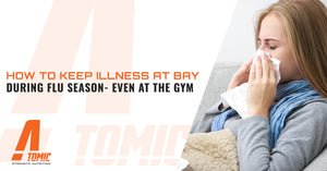 How To Keep Illness At Bay During Flu Season - Even At The Gym