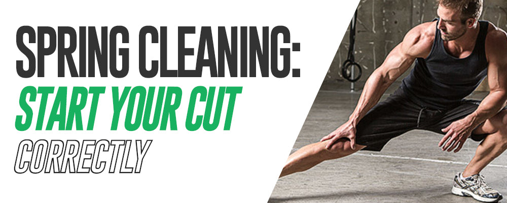 Spring Cleaning: Start Your Cut Correctly