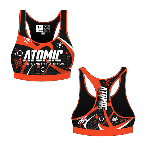 Atomic Ladies Sports Bra