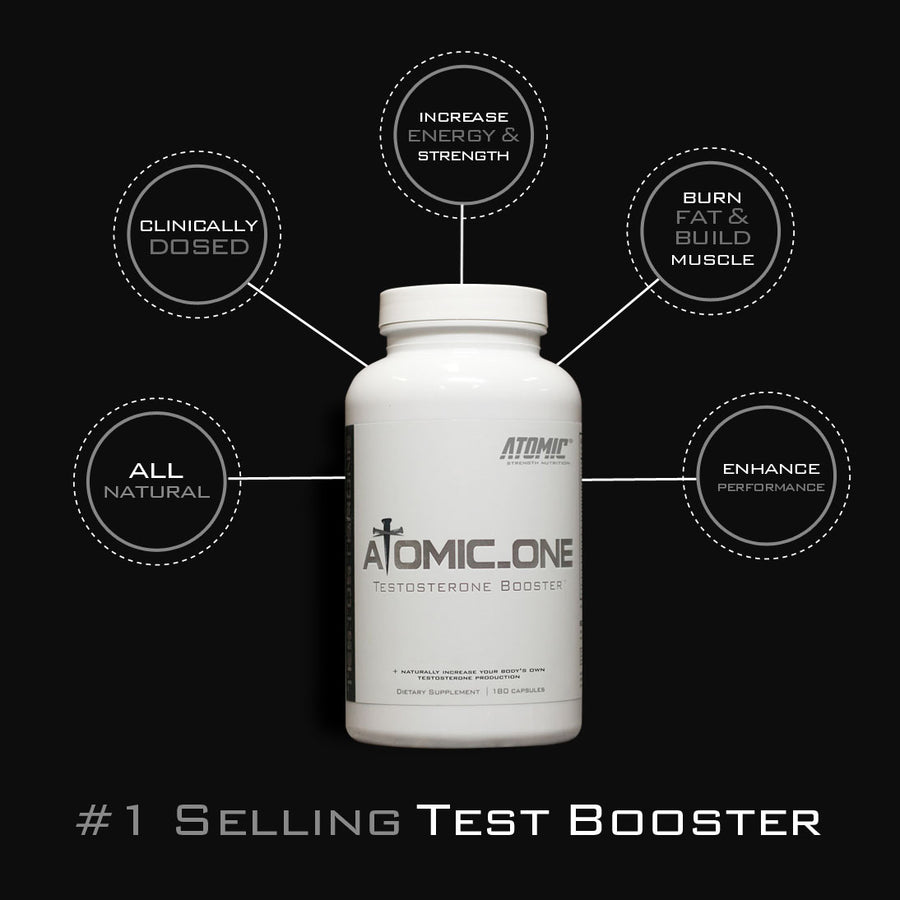 ATOMIC_ONE Test. Booster