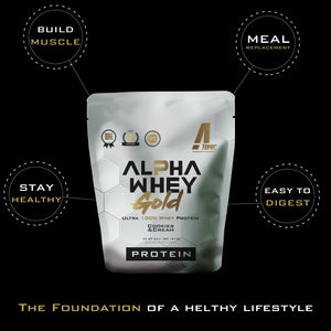 Alpha Whey Gold