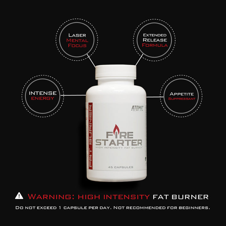 FIRESTARTER Fat Burner