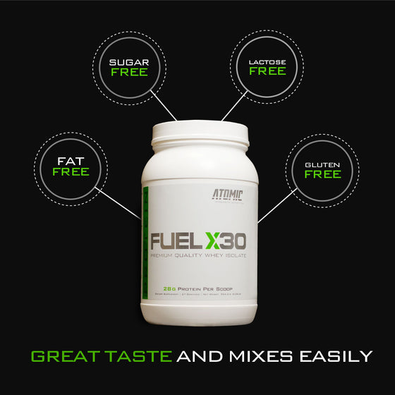 FUEL X30 Protein