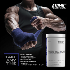 RESURRECTION Aminos + Fat Loss + Energy