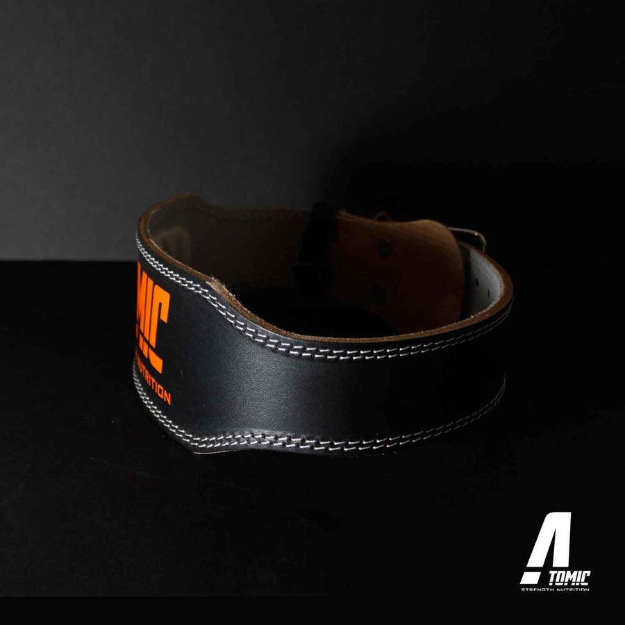 Atomic Weight Lifting Belt
