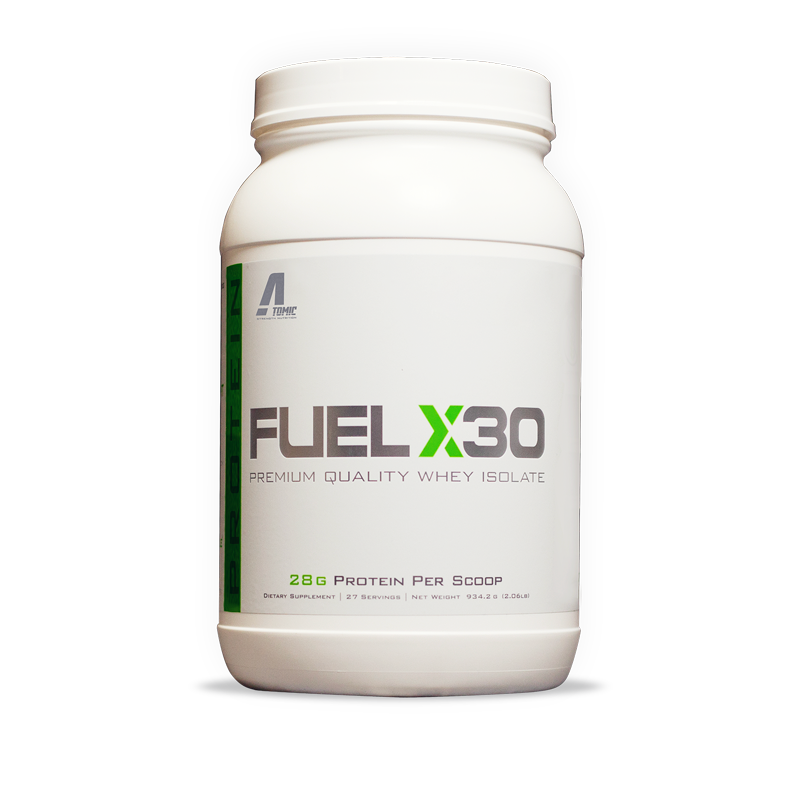 FUEL X30 Protein - 2 LBS