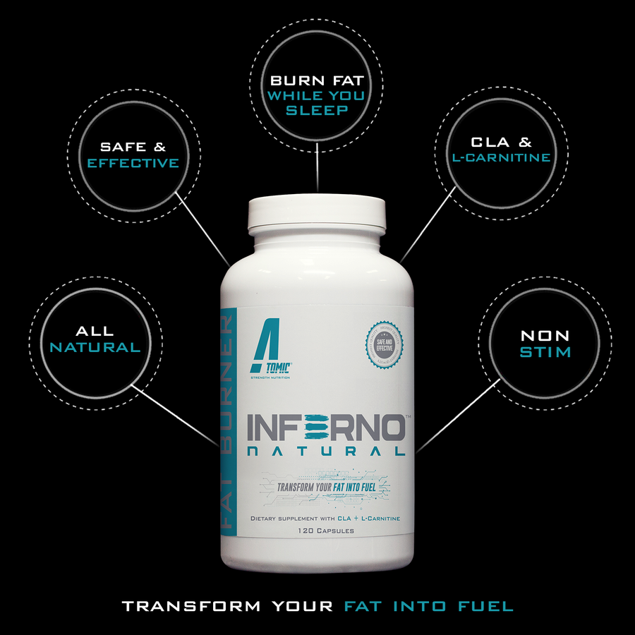 INFERNO Natural Fat Burner