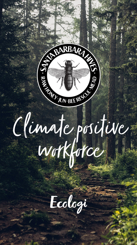 Your support means more bees and more trees!