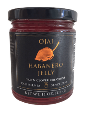 Load image into Gallery viewer, Ojai Habanero Jelly by Green Clover Creations