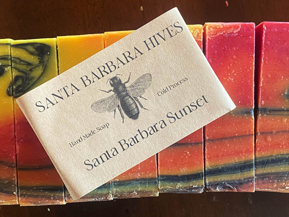 Santa Barbara Sunset Soap