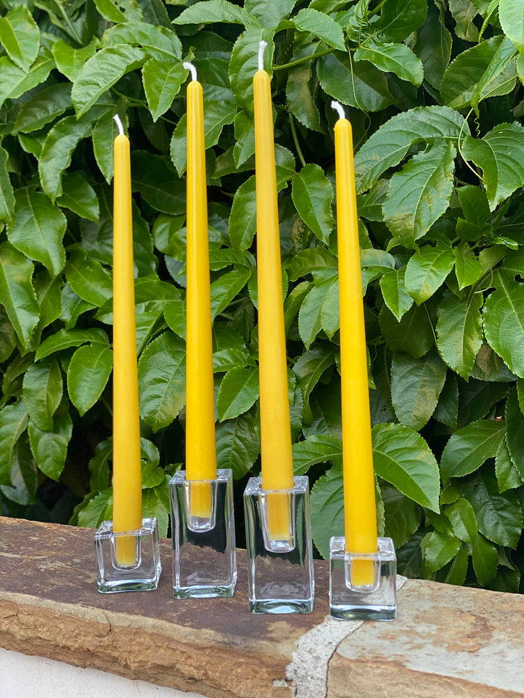 Gala Taper Candles set of 4