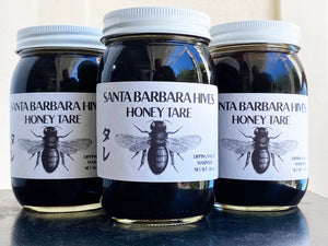Santa Barbara Hives Honey Tare