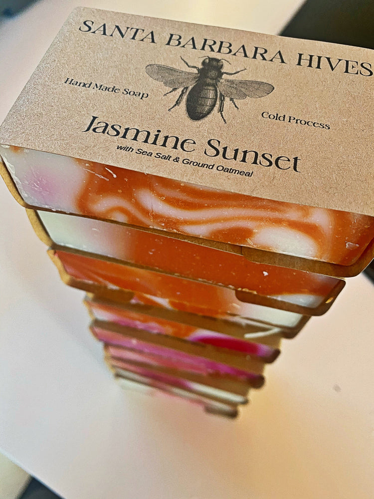 Load image into Gallery viewer, Jasmine Sunset Soap