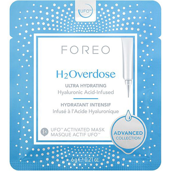 Image of Foreo H2Overdose UFO-Activated Mask (6 Pack)