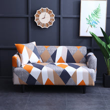 Load image into Gallery viewer, String Printed Sofa Cover 1/2/3/4-seater