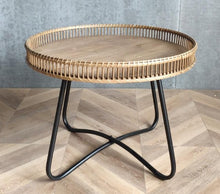 Load image into Gallery viewer, Rattan Leisure & Coffee Table
