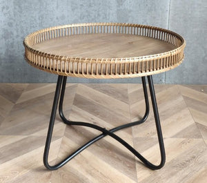 Rattan Leisure & Coffee Table