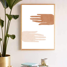 "Load image into Gallery viewer, ""Hands of Love"" Print"