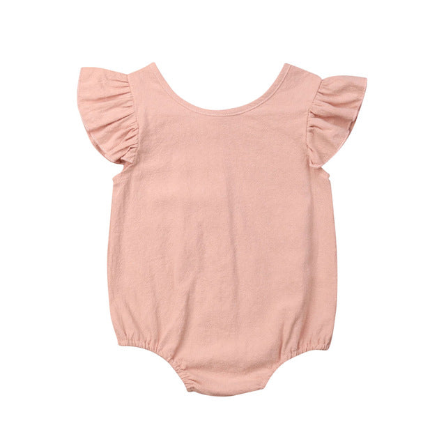 Toddler Baby Girl Rompers