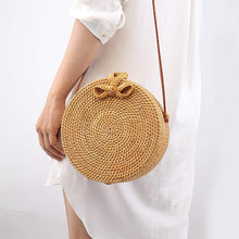 Load image into Gallery viewer, Bali Vintage Handmade Leather Bag