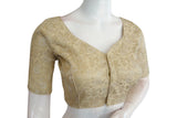 Brocade Silk Designer Readymade Blouse