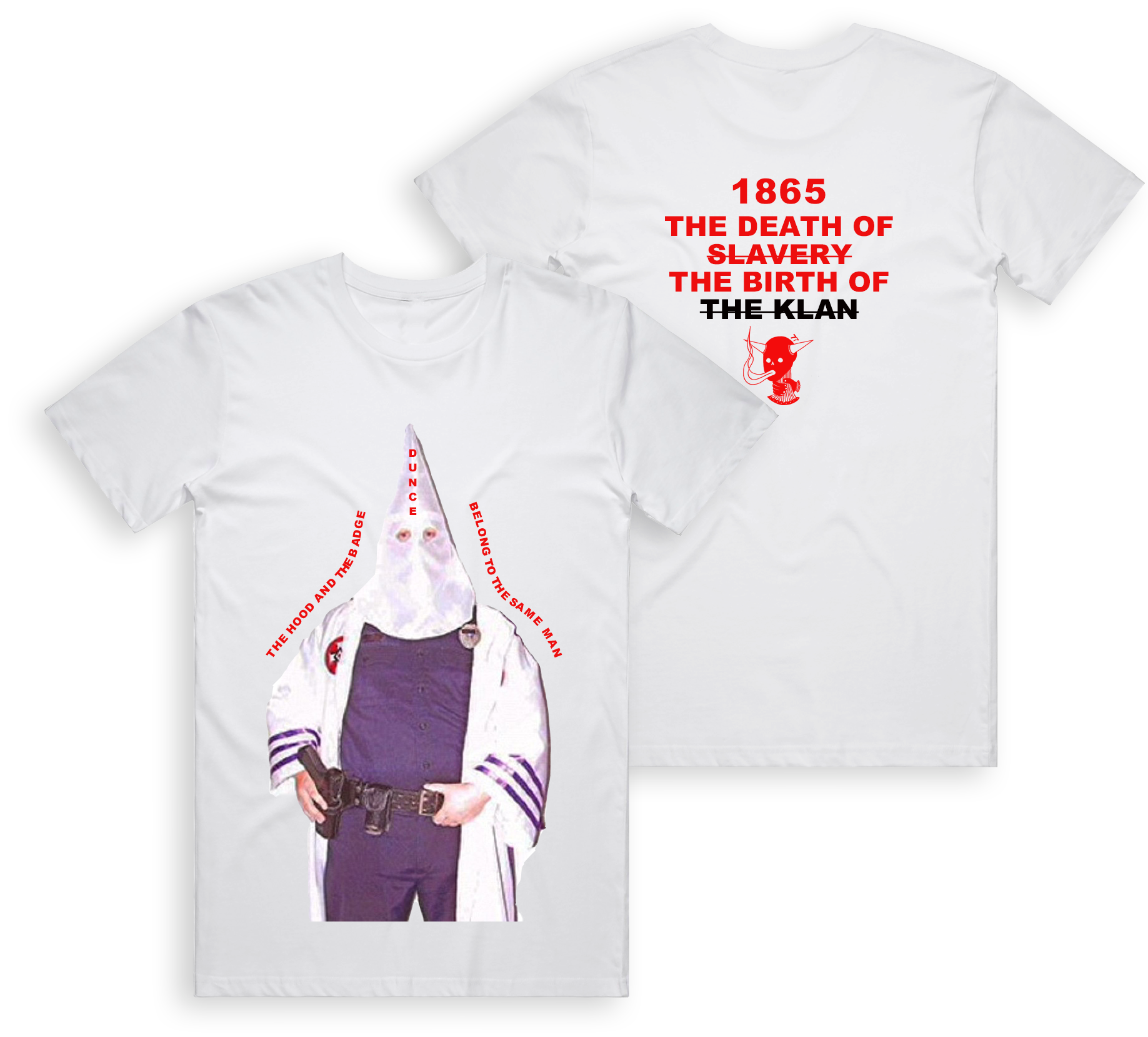 BIRTH OF THE KLAN TEE