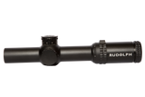Rudolph AR 1-6x24mm T7 IR reticle
