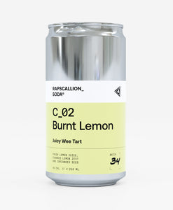 12 x  Burnt Lemon inc. VAT