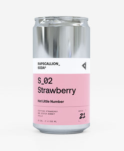S_02 Strawberry | 12 Pack