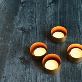 TEALIGHT CANDLE HOLDERS (4 PACK)