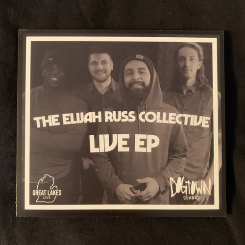 Live EP Front Cover