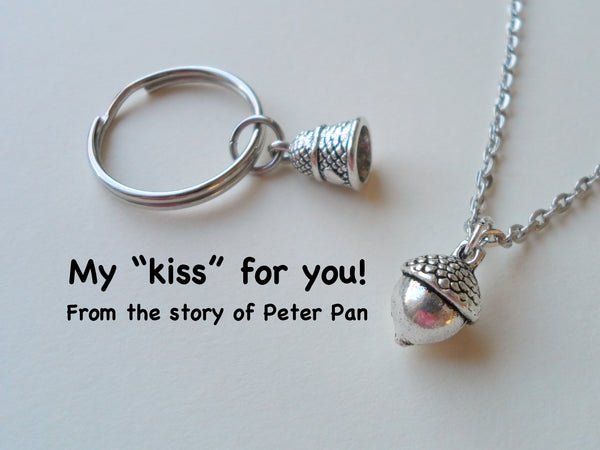 bf3808db42 Handmade Products Bronze Heart Lock and Key Couples Necklace Jewelry Set
