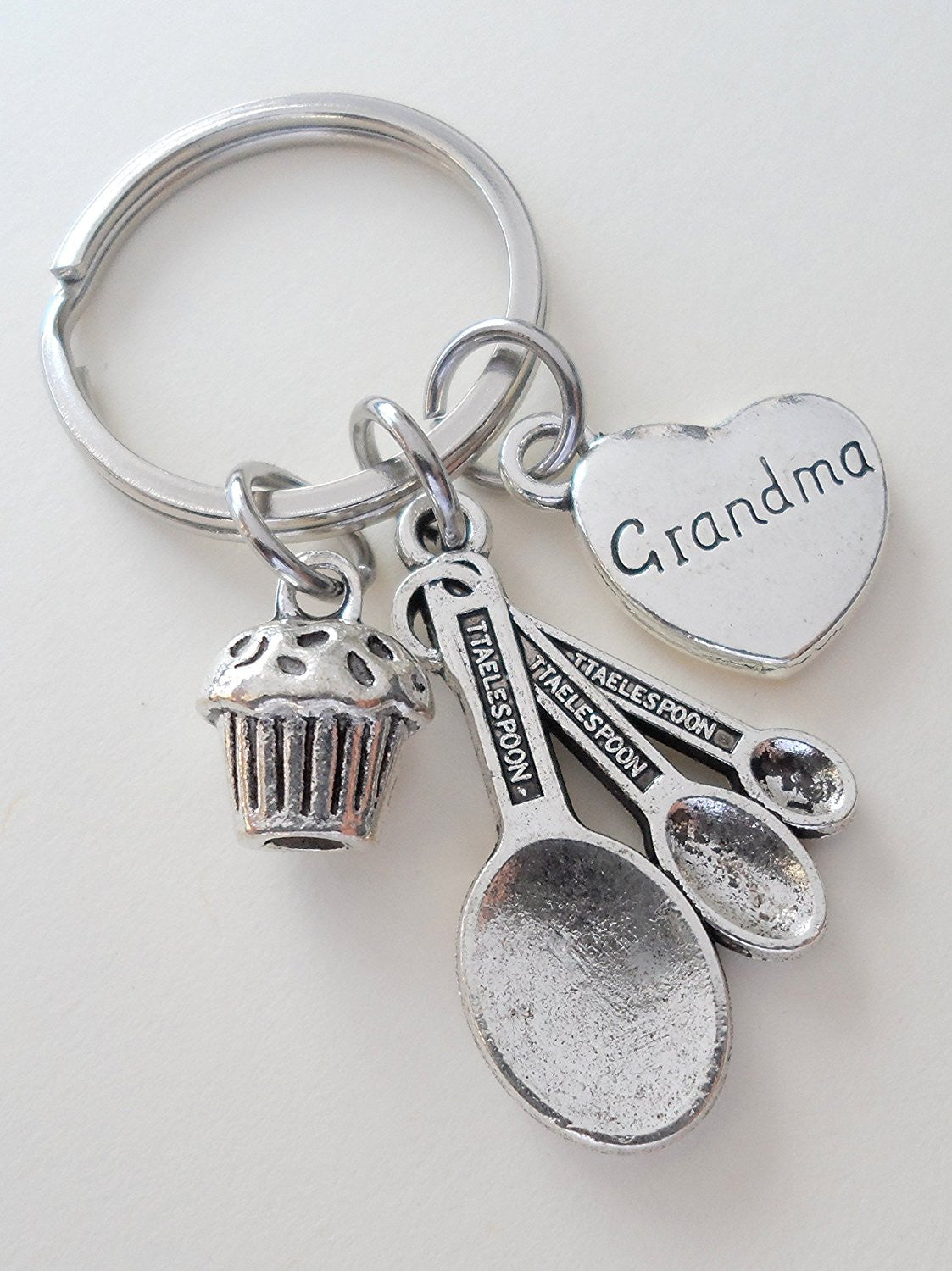 Grandma s Baking Keychain - Measuring Spoon 31c5f95d2