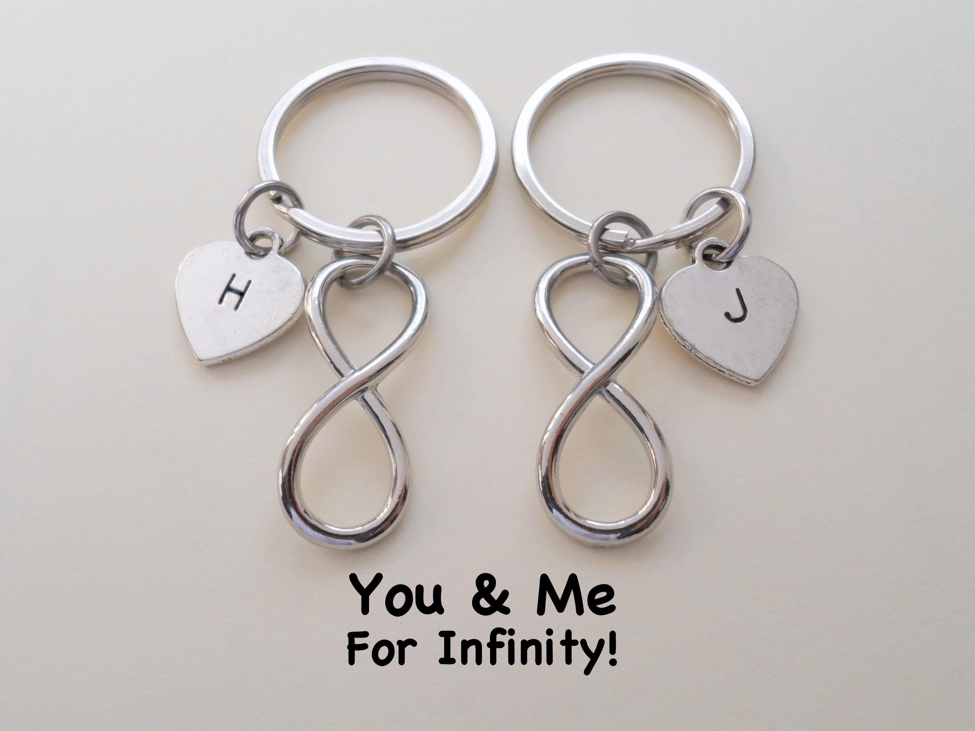 Double keychain set infinity symbol keychain you me for infinity double keychain set infinity symbol keychain you and me for infinity couples keychain set biocorpaavc Gallery
