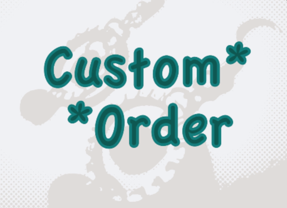 Custom Order: USPS Priority Mail Shipping