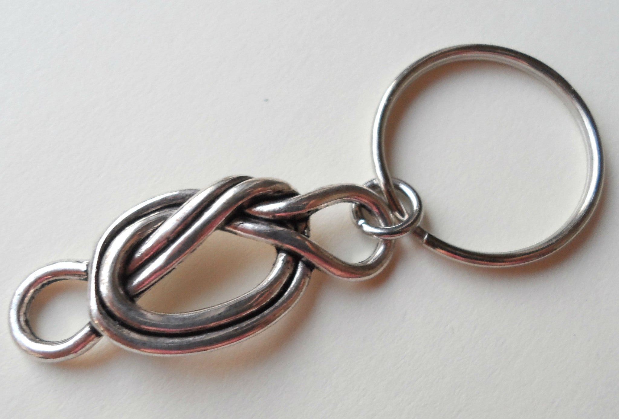 Thanks for Helping Us Tie the Knot Keychain – JewelryEveryday