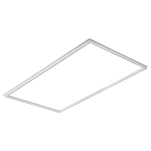 2x4 ft 50W LED Panel Lights - Dimmable - 5500 Lumens - (UL+DLC)