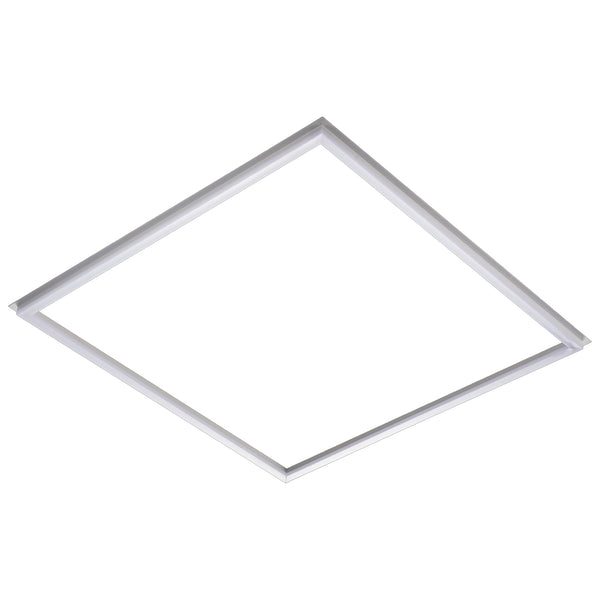 2x2 ft 40W LED Panel Lights - Dimmable - 5000 Lumens - (UL+DLC)