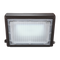 60W LED Wall Pack Light - 7500 Lumens - Forward Throw - Photocell Included