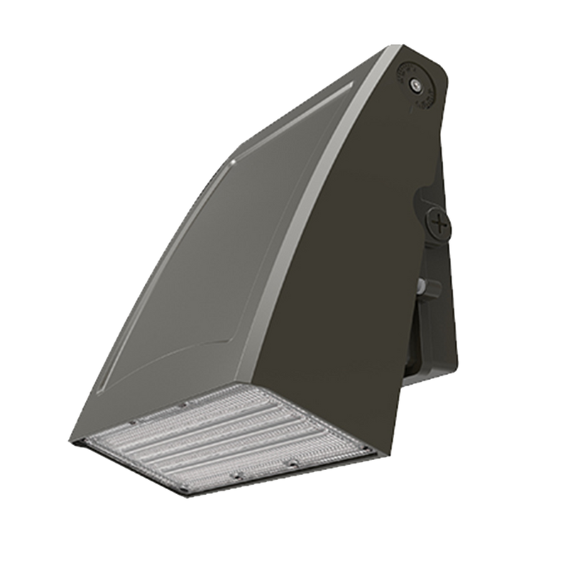 120W LED Wall Pack Light - 5000K - WPK Series - AC100-277V - Dark Sky