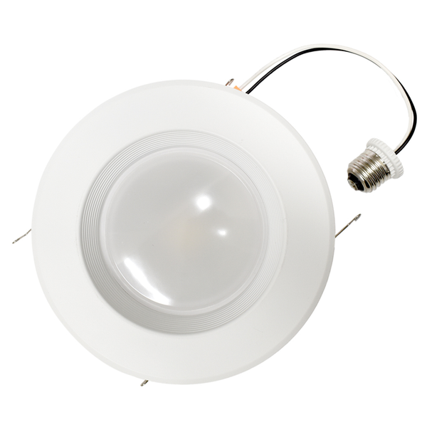 15 Watt LED 5/6 inch Gimbal Recessed DownLight - Dimmable - 1060 Lumens