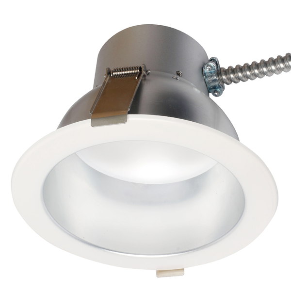 LED 8 Inch Baffle Recessed DownLight - 25 Watt - Dimmable - 2100 Lumens